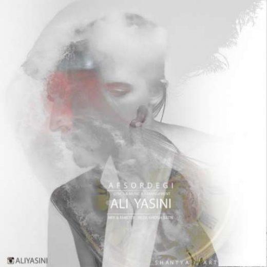 دانلود آهنگ غمگین علی یاسینی به نام افسردگی