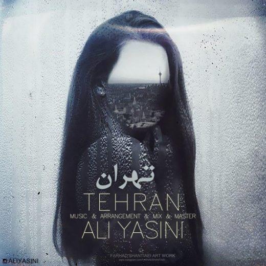 دانلود آهنگ غمگین علی یاسینی به نام تهران ( نزار دور بشیم از هم نرو )