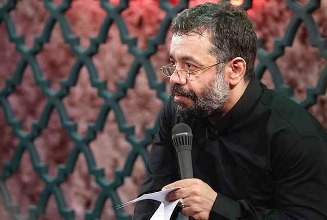 دانلود مداحی و نوحه محمود کریمی به نام سال به سال میگذره باز محرم میاد