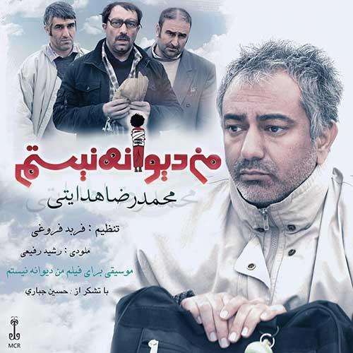 دانلود آهنگ غمگین محمدرضا هدایتی به نام من دیوانه نیستم