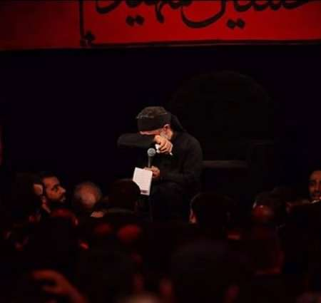 دانلود مداحی و نوحه محمود کریمی به نام آب به خیمه نرسید
