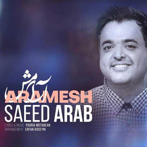دانلود آهنگ شاد سعید عرب به نام میفهمی چقدر دوست دارم
