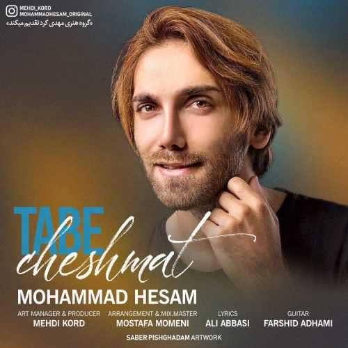 دانلود آهنگ محمد حسام به نام عزیز دردونه با نمک ناردونه
