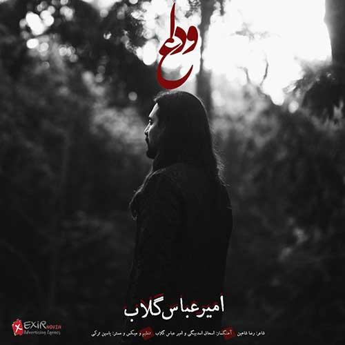 دانلود آهنگ غمگین امیر عباس گلاب بعد تو با دنیا وداع کردم